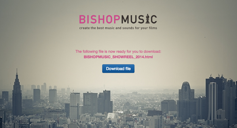 BISHOP MUSIC DOWNLOADER